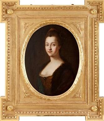 Portrét imperátorky Kataríny II.
