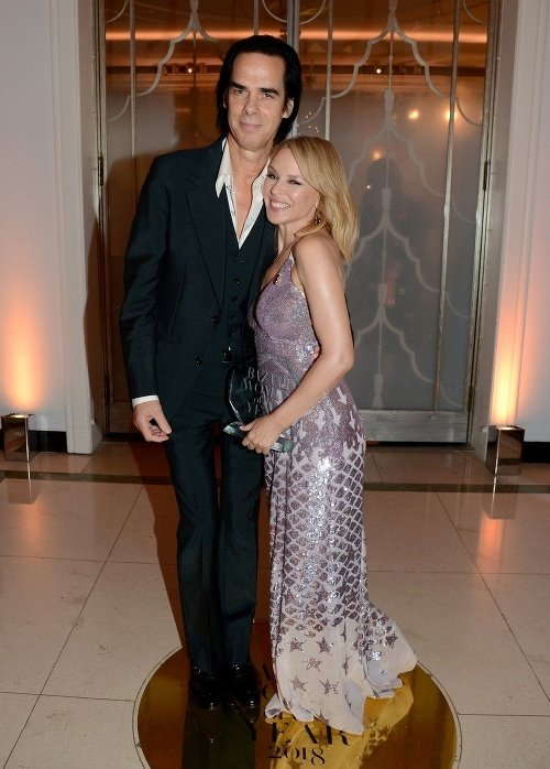Nick Cave a Kylie