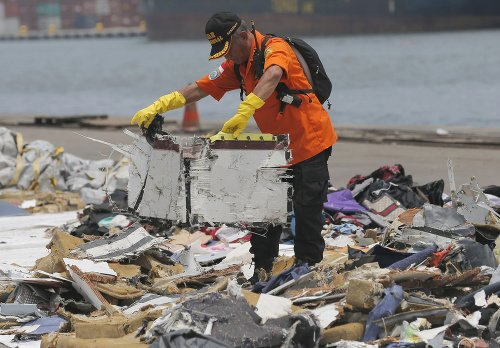 Letecké nešťastie v Indonézii: