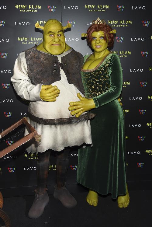 Heidi Kum s manželom