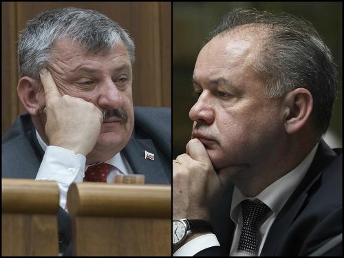 Anton Hrnko a Andrej