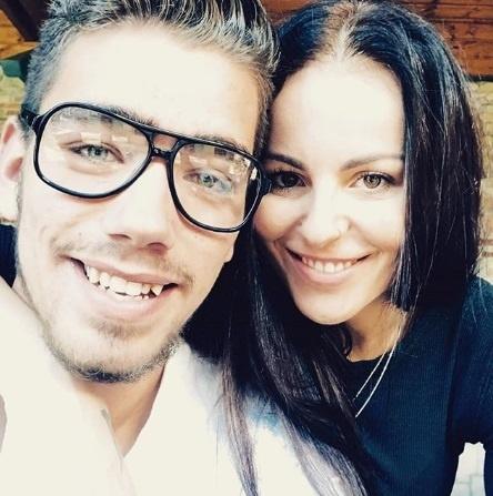 Petr Borkovec a Katka