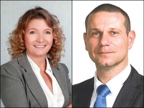 Mária Kisková a Richard