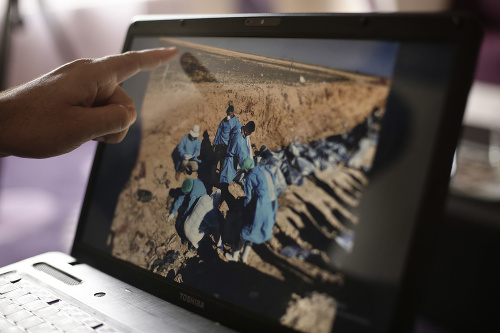 Hrozný objav v Iraku: