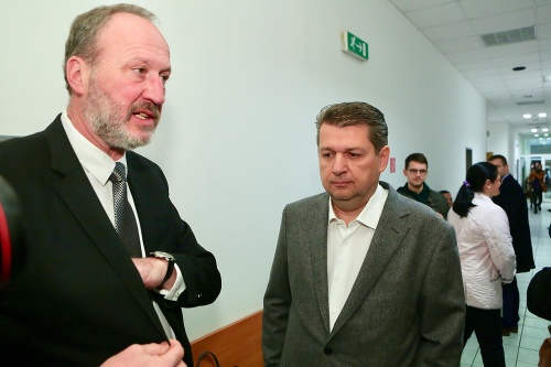 Advokát Peter Filip a