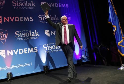 Steve Sisolak