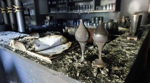 Tureckú reštauráciu podpálili neznámi