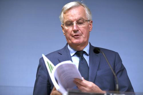 Vyjednávač pre brexit Michel