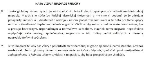 Globálny pakt o migrácii