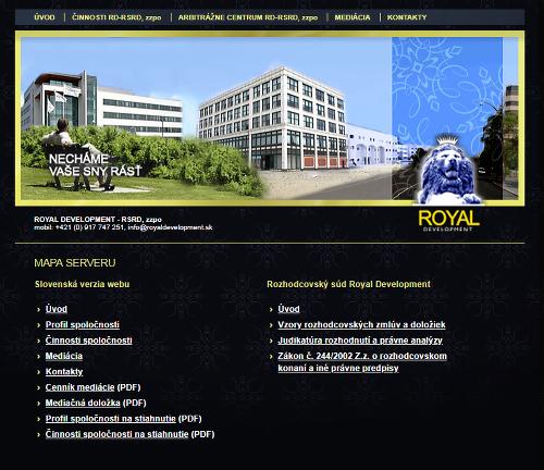 Royal Development