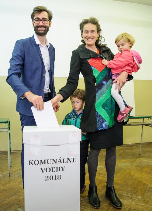 Kandidát na primátora Nitry