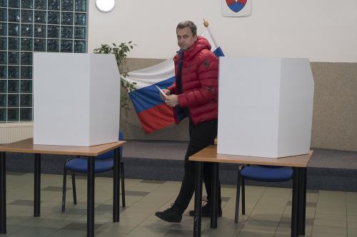 Andrej Danko odvolil v