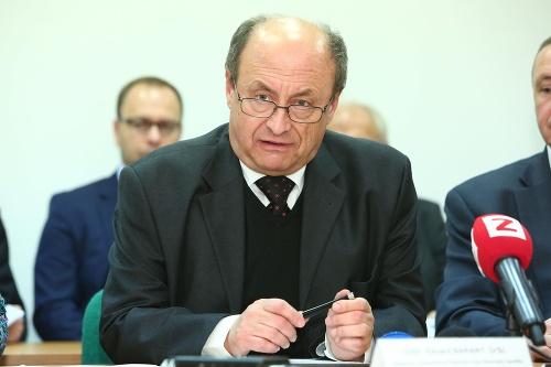 Predseda Štátnej komisie pre