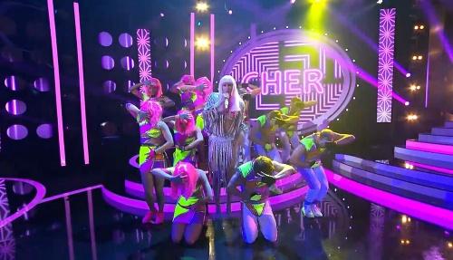 V koži Cher, no