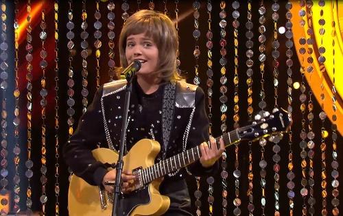 Počas vystúpenia ABBA stvárnila