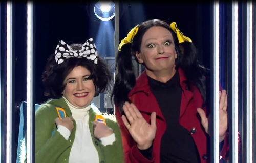 Zuzana Haasová a Martin