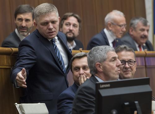 Robert Fico,Andrej Danko, Béla