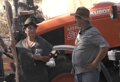 Hospodár Martin zadal farmárom
