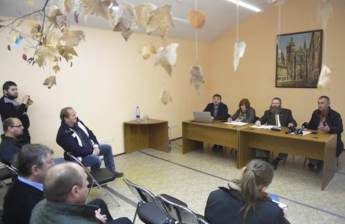 Členovia prípravného výboru Milan