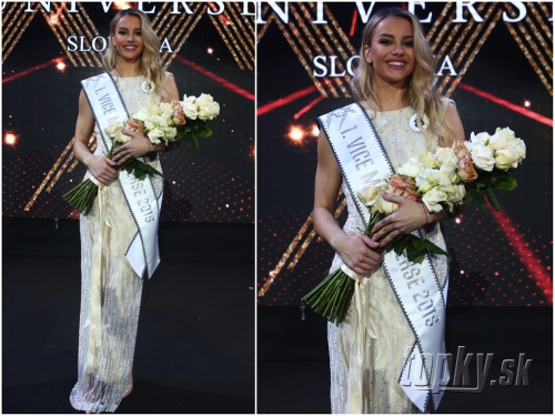 Finále Miss Universe SR