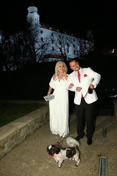 FOTO z »veľkolepej« svadby