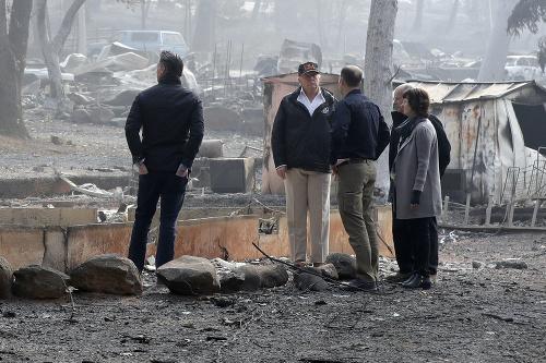 Donald Trump v Kalifornii