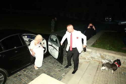Martin Jakubec svojej manželke