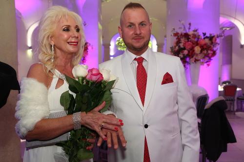 Čerství novomanželia Martin Jakubec