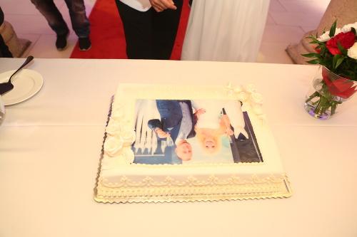 Takúto tortu mali novomanželia