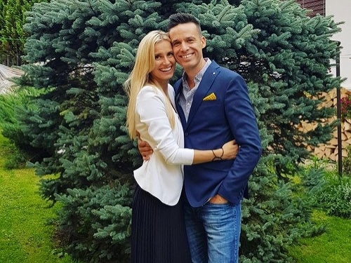 Diana Hágerová a Roman