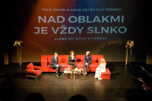 Výnimočná talk show Evy