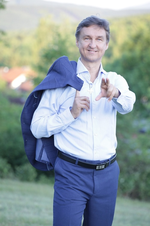 MUDr. Mikuláš Štefan