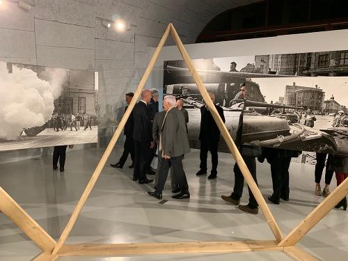 Výstava Ladislava Bielika v