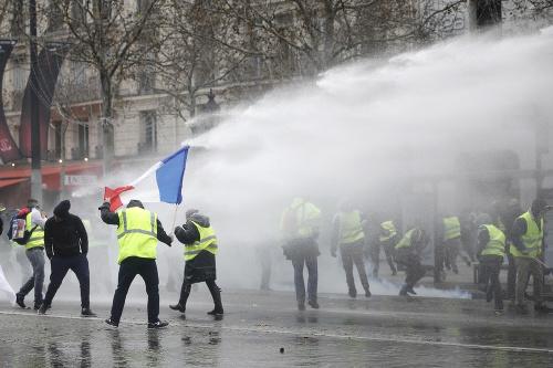 NAŽIVO z Paríža: Drsné