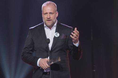 Slovenský režisér Peter Bebjak.