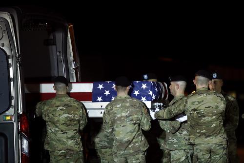 Rana pre americkú armádu:
