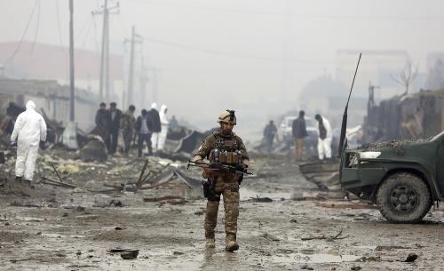 FOTO V Kábule útočili