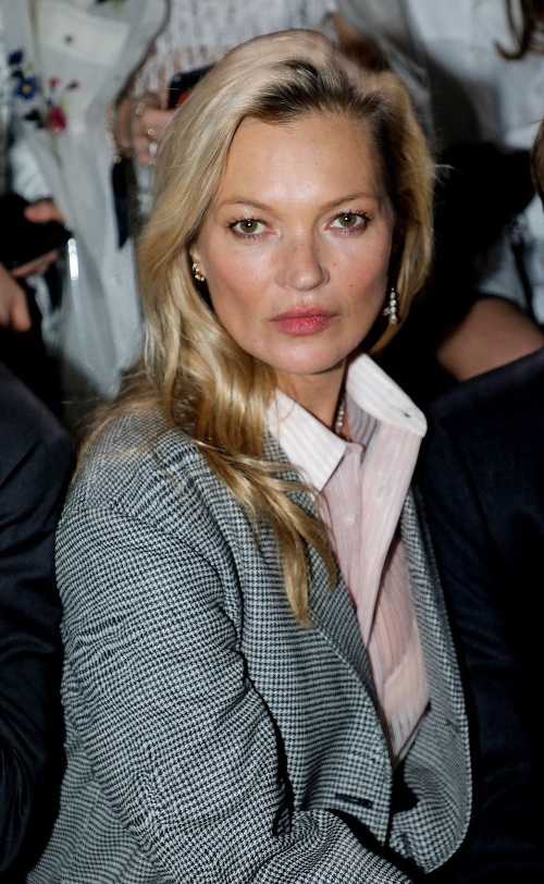 Kate Moss a Count