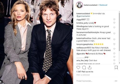 Kate Moss, Count Nikolai