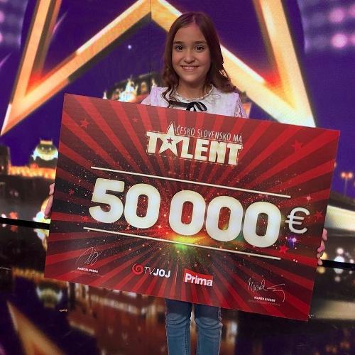 Talentovú súťaž vyhrala bubeníčka