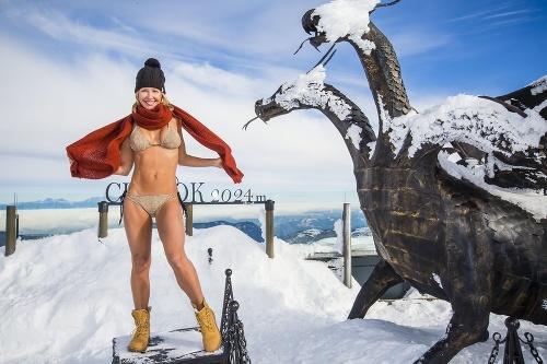 Erika Barkolová opäť prekonala