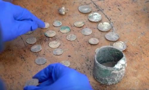 VIDEO Majiteľ ukryl poklad