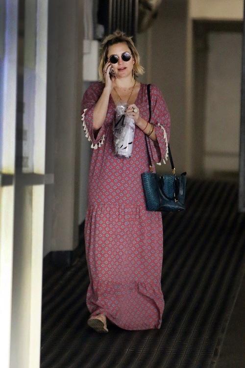 Kate Hudson nepotrebuje byť