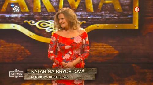 Katarína Brychtová
