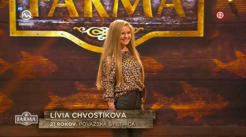 Lívia Chvostíková