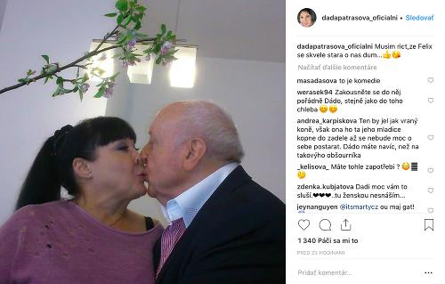 Patrasová a Slováček opäť