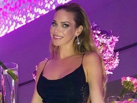 Andrea Verešová z dcéry