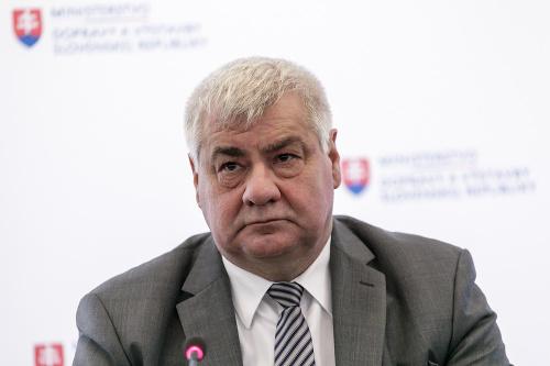Minister dopravy a výstavby