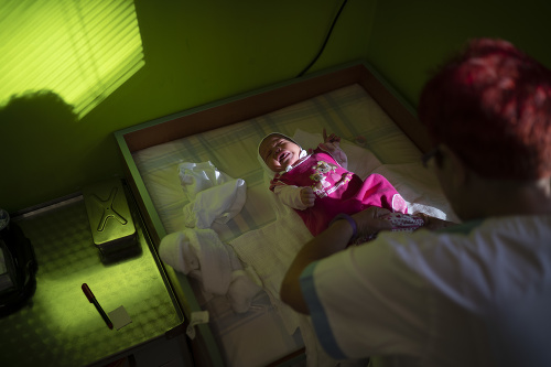 Reportáž o pôrodoch na