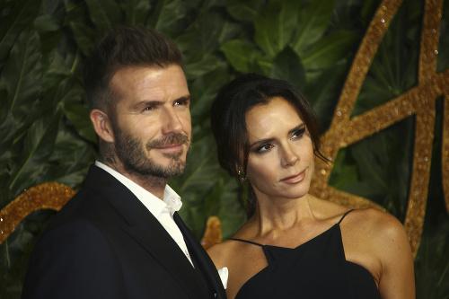 David a Victoria Beckhamovci